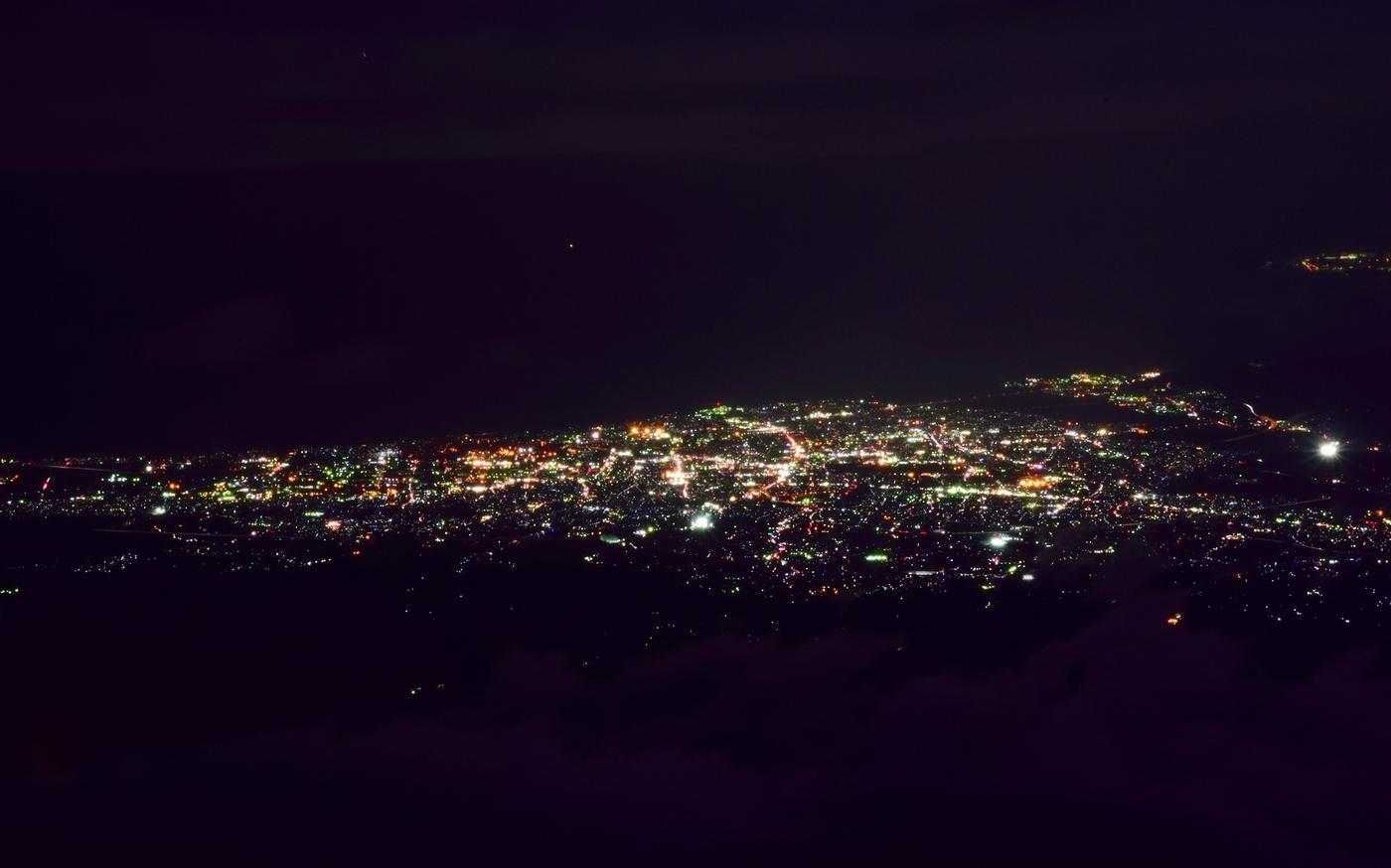 富士宮ルート夜景