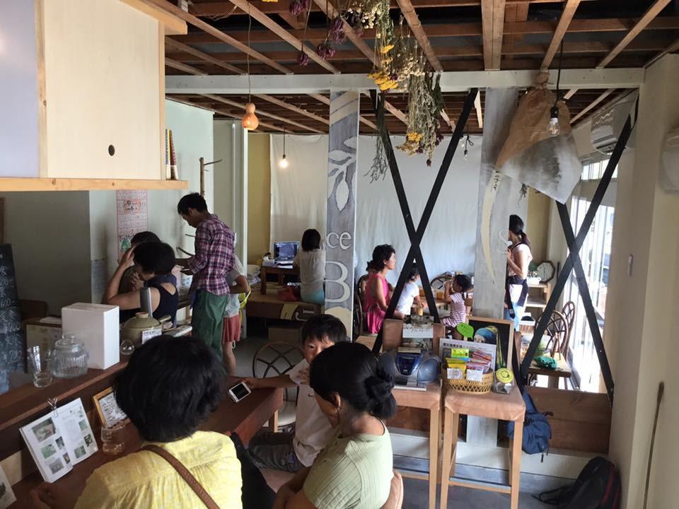 夢が詰まったコミュニティ・カフェ「jimicen」 浜松市蜆塚に生まれた地域の居場所