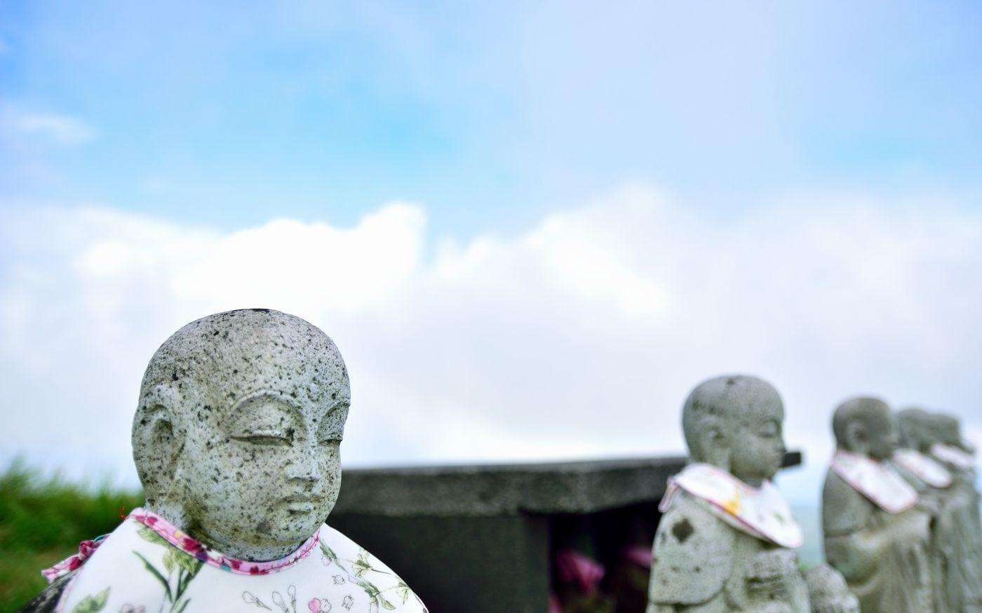 八ケ岳地蔵尊