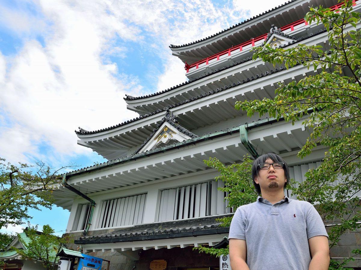 2016年静岡最強エロスポットが決定!? 熱海城のCool Japanでマンゾクしてきた