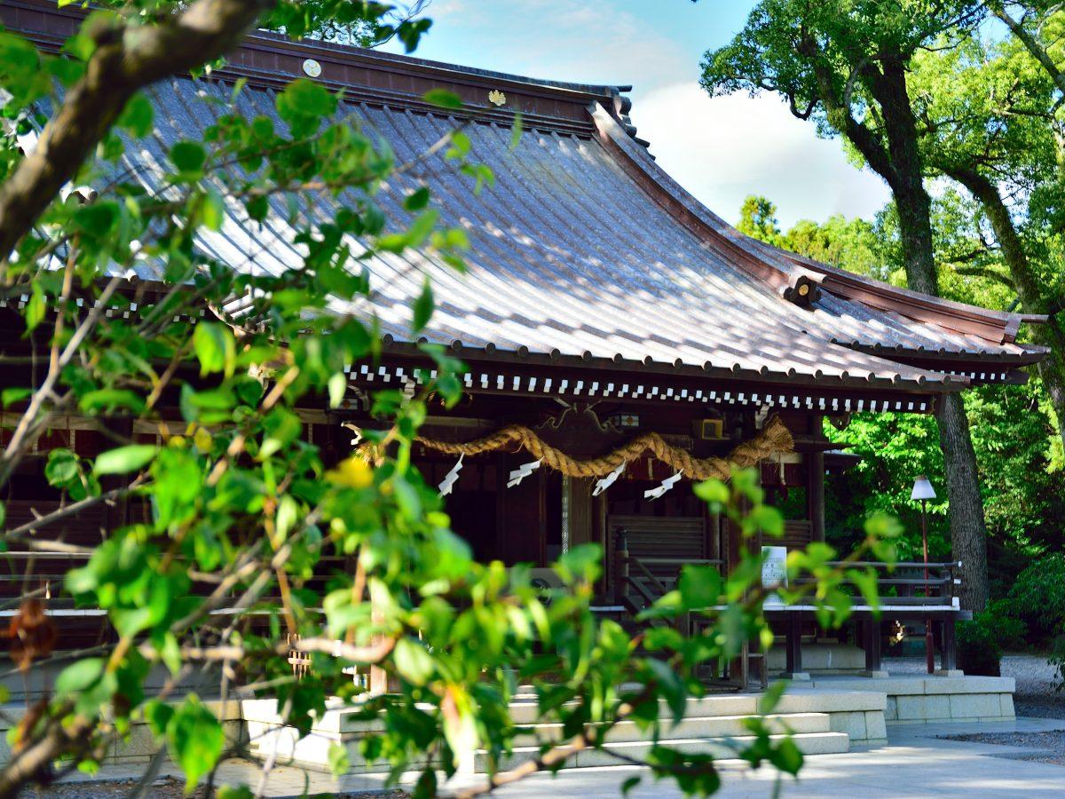 三種の神器と清水区草薙って関係あるの? 焼津神社は地元のひとに愛される神社でした