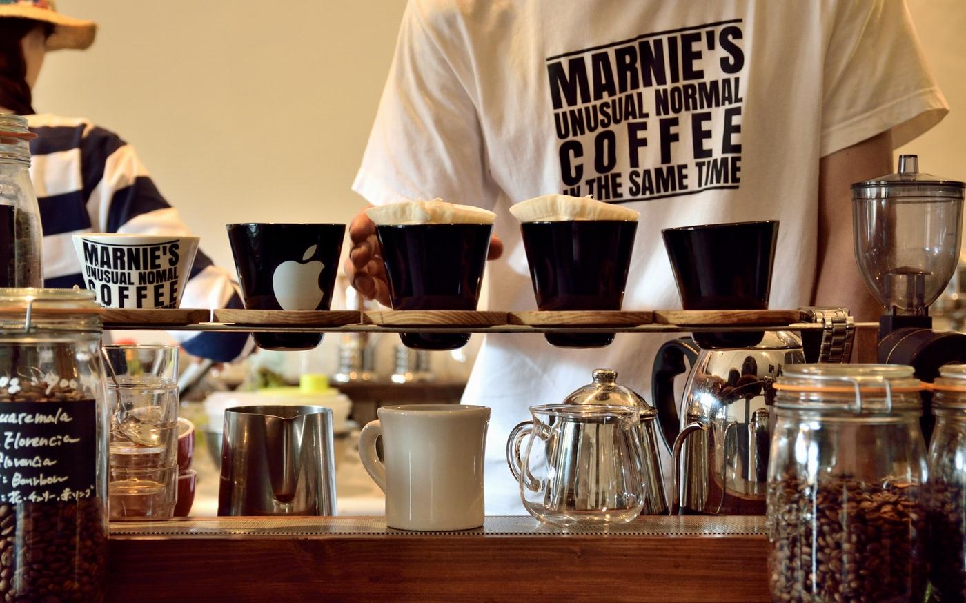 マーニーズコーヒー