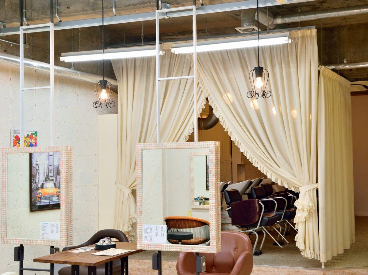 静岡市内の美容室は1000店舗以上!? 街中を任される店長が追い求めた店舗づくり