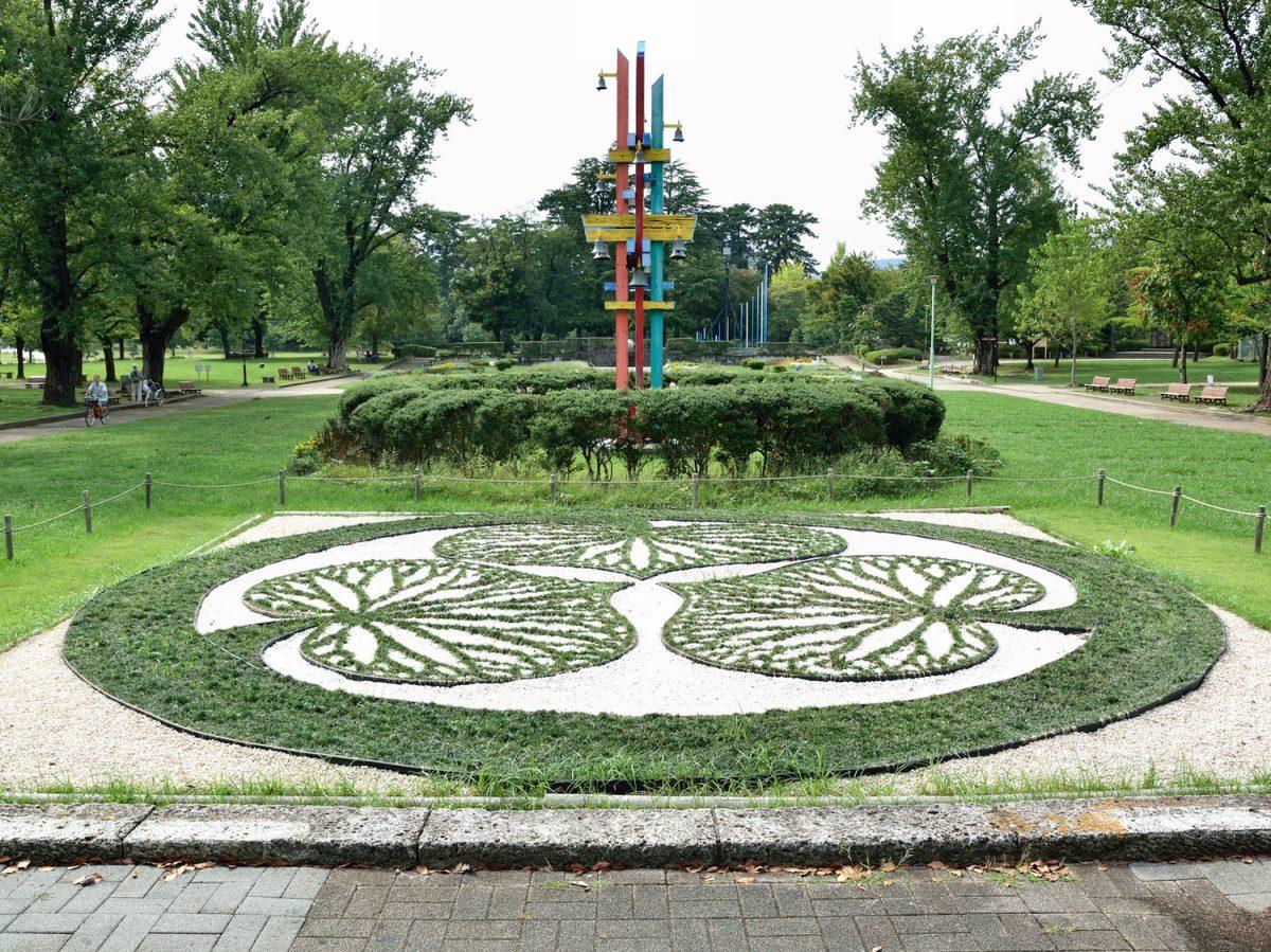 「駿府城公園」は静岡街中のオアシスだ! 仕事を投げ捨ててひとりで散歩してきた