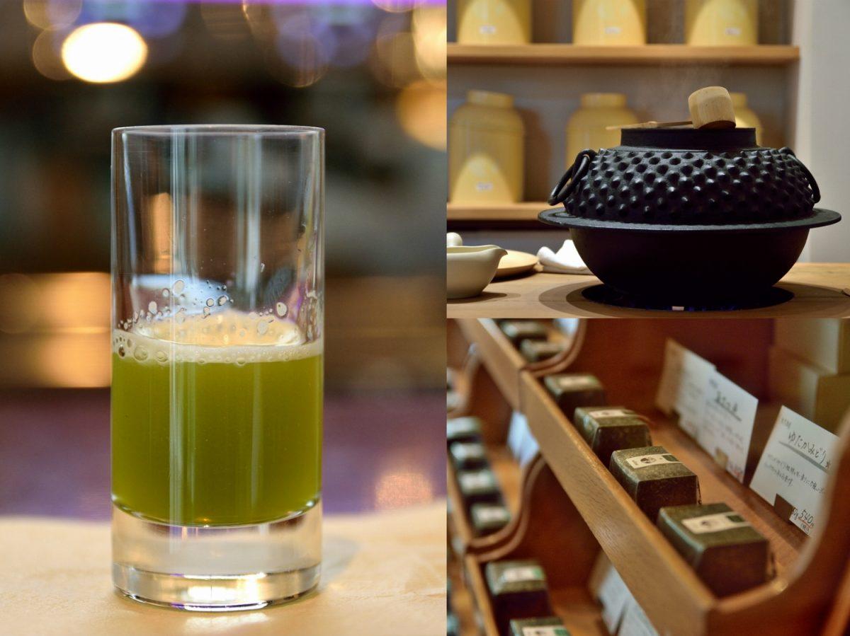 静岡お茶屋の新スタイル「chagama(チャガマ)」 70種類以上のお茶に煎茶エスプレッソ?