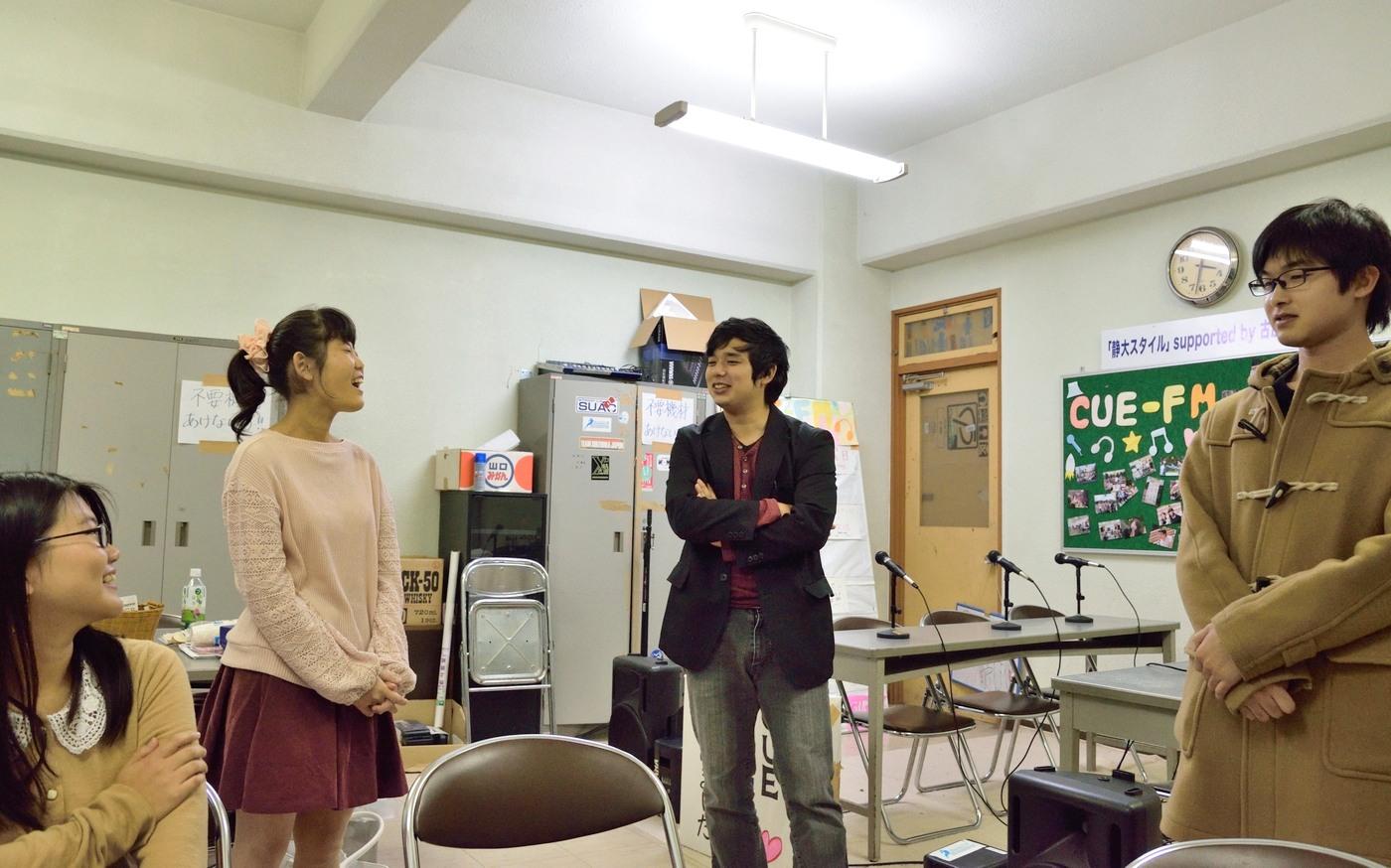 Cue-FM放送研究会