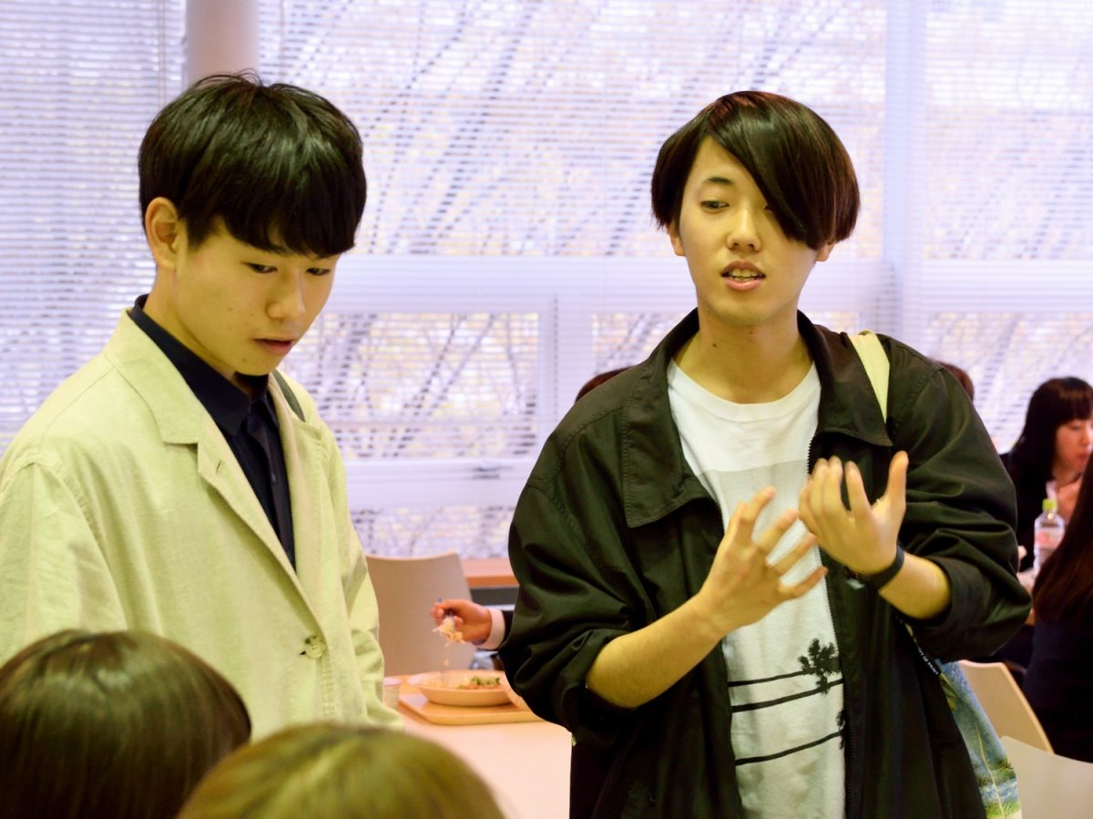 静岡文化芸術大学の新入生にインタビュー! なんでこの大学を選んだの?浜松の印象は?