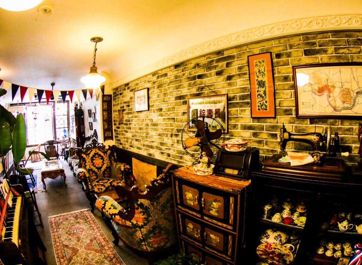 2017年から1930年の上海へ! 「オールド上海カフェ1930」で雰囲気を堪能
