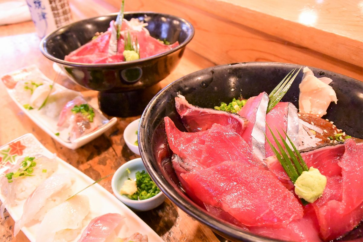 「焼津・春の鰹三昧」スタンプラリー開催! 鰹の水揚げ量日本一の焼津で食べ歩きました