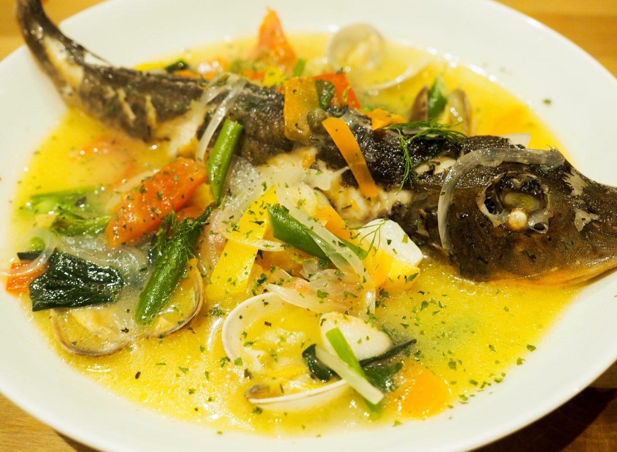 静岡で本格アクアパッツァなら「セイル」へ 「はあぁぁ・・・うまい!」思わず声が出る洋食屋さん