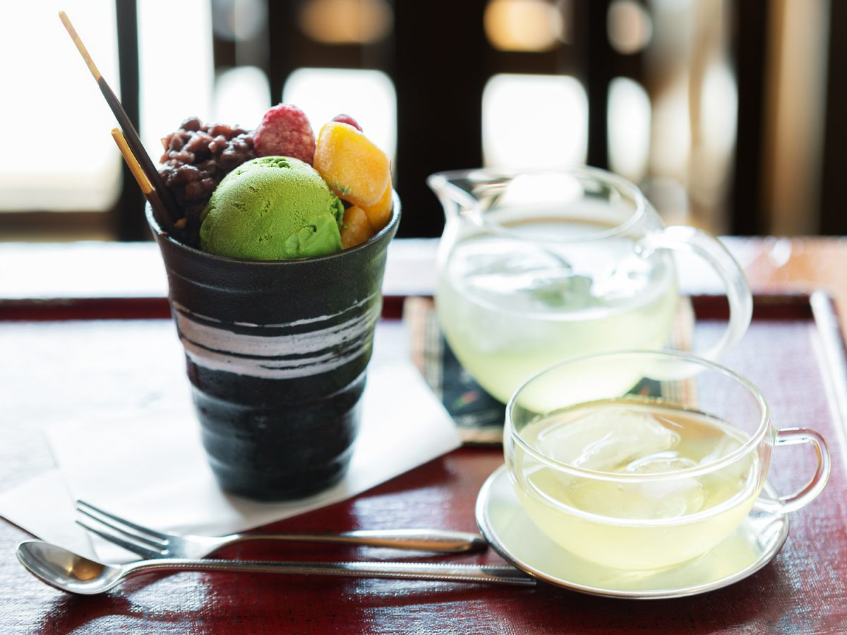 老舗製茶問屋がもてなす和カフェ「茶楽」 茶処静岡から届ける本当のお茶の味