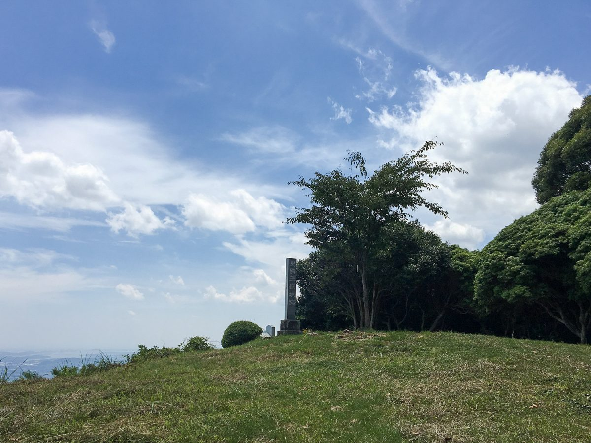 直虎ゆかりの地「三岳城」【miteco登山部】 歴史を感じながらお手軽登山に挑戦してみた