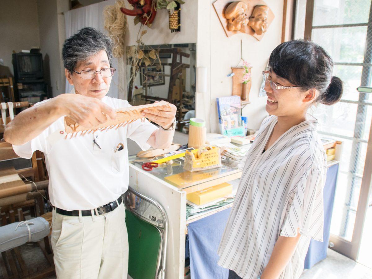 知っていますか?掛川市の伝統工芸品「葛布」 約1世紀半の歴史をもつ老舗に伺いました