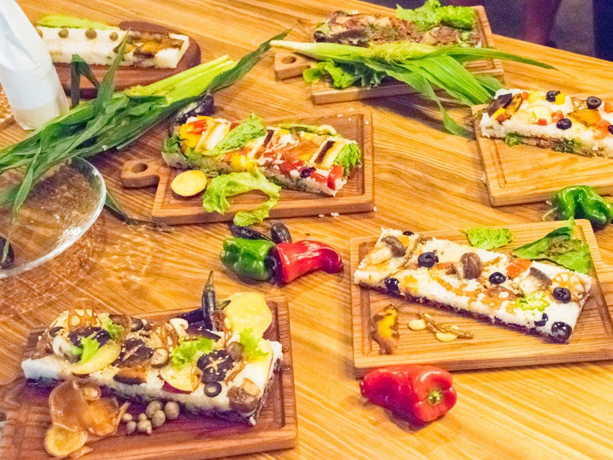 フォトジェニックすぎるお寿司「VEGESUSHI」って? ワークショップで作り方を教わってきました!
