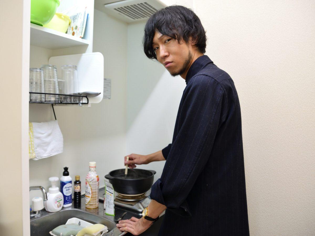 フォトジェニックなNEW静岡おでんへの挑戦 【エピソード5】緑茶ダシ&タネの準備編