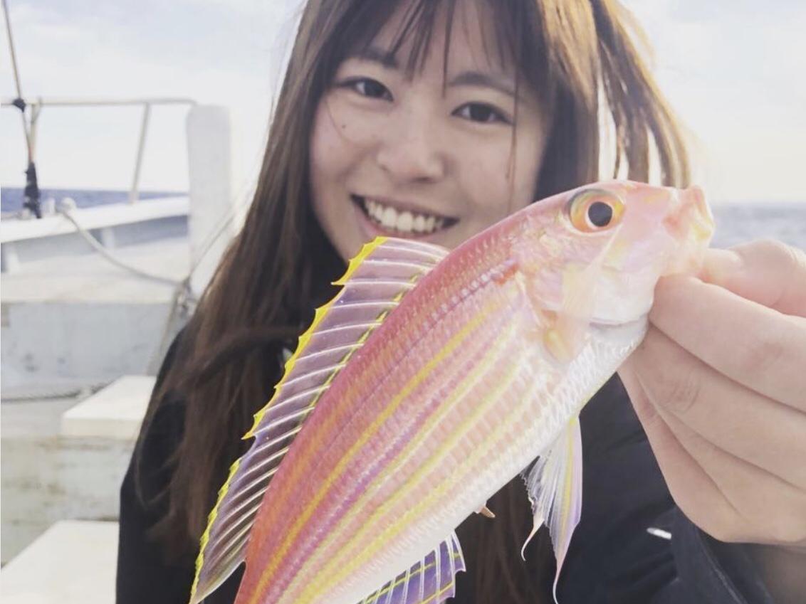 焼津の地域おこし協力隊は釣りガール! 釣りを愛し人に愛される三浦愛さんの魅力