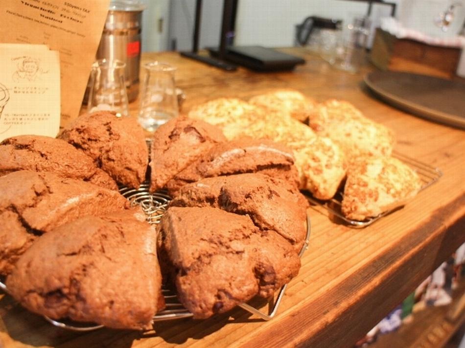 日替わりで楽しめる三島の人気カフェ「10-1Kettle」 パサつかない50種類の手づくりスコーン