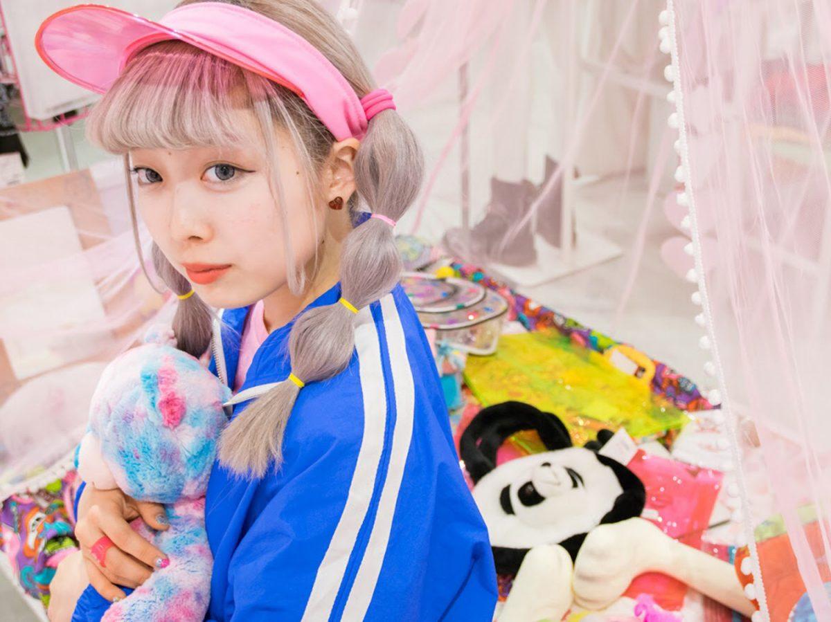 """""""ゆぺ系""""ファッションが県外からも注目! 「静岡の虹になりたい」りぽっぺとは?"""