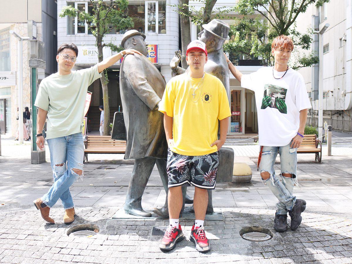 LDH所属ヒップホップグループ「DOBERMAN INFINITY」 新曲『SUPER BALL』の想いから静岡の印象を聞いてみた