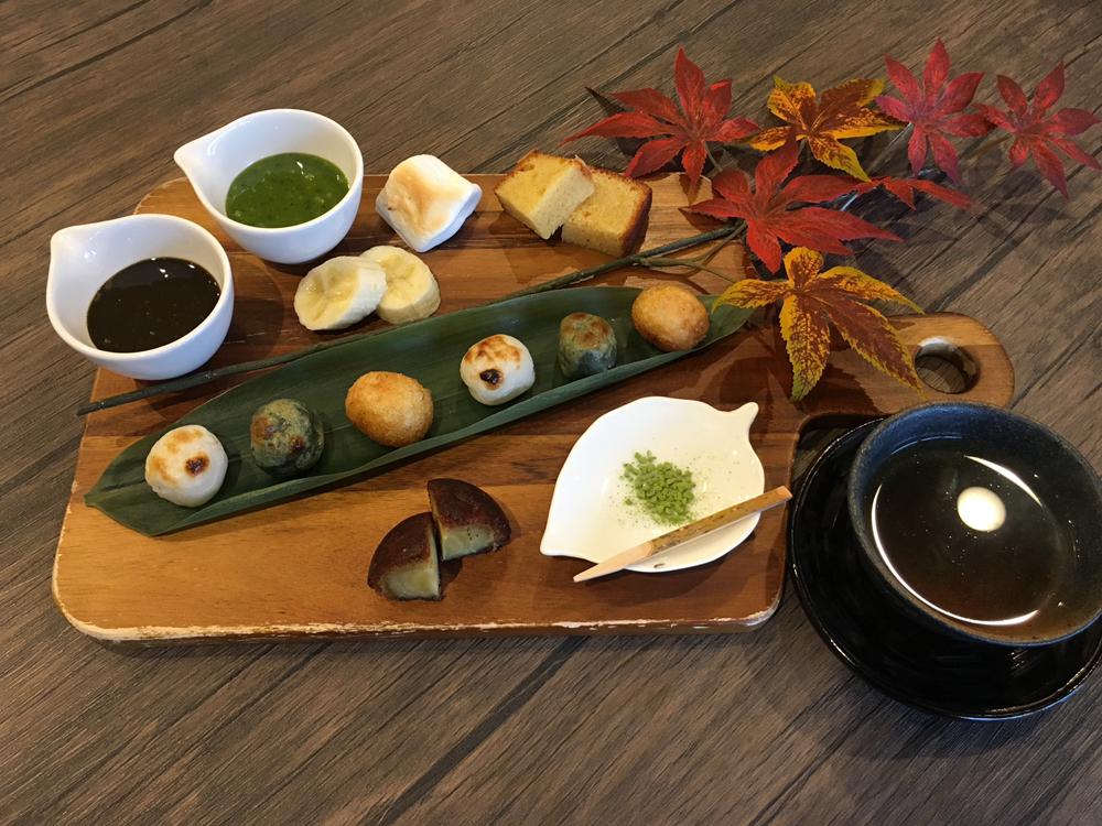「お茶×団子」の定番コンビに新しい魅力 目・舌・心で味わう町のお茶屋さん「T's green」
