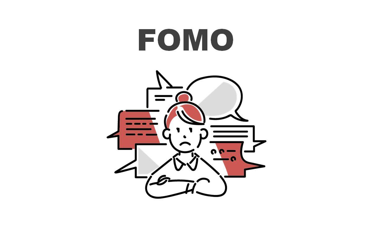 FOMOのイメージ